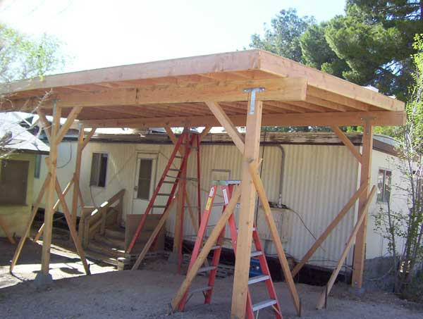 Construction And Residential Remodeling, Richard Lemke Construction,  Licensed, Bonded, Wood Patio Construction